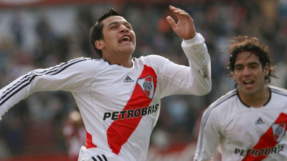 Los inicios de Alexis Sánchez en los distintos clubes donde ha jugado