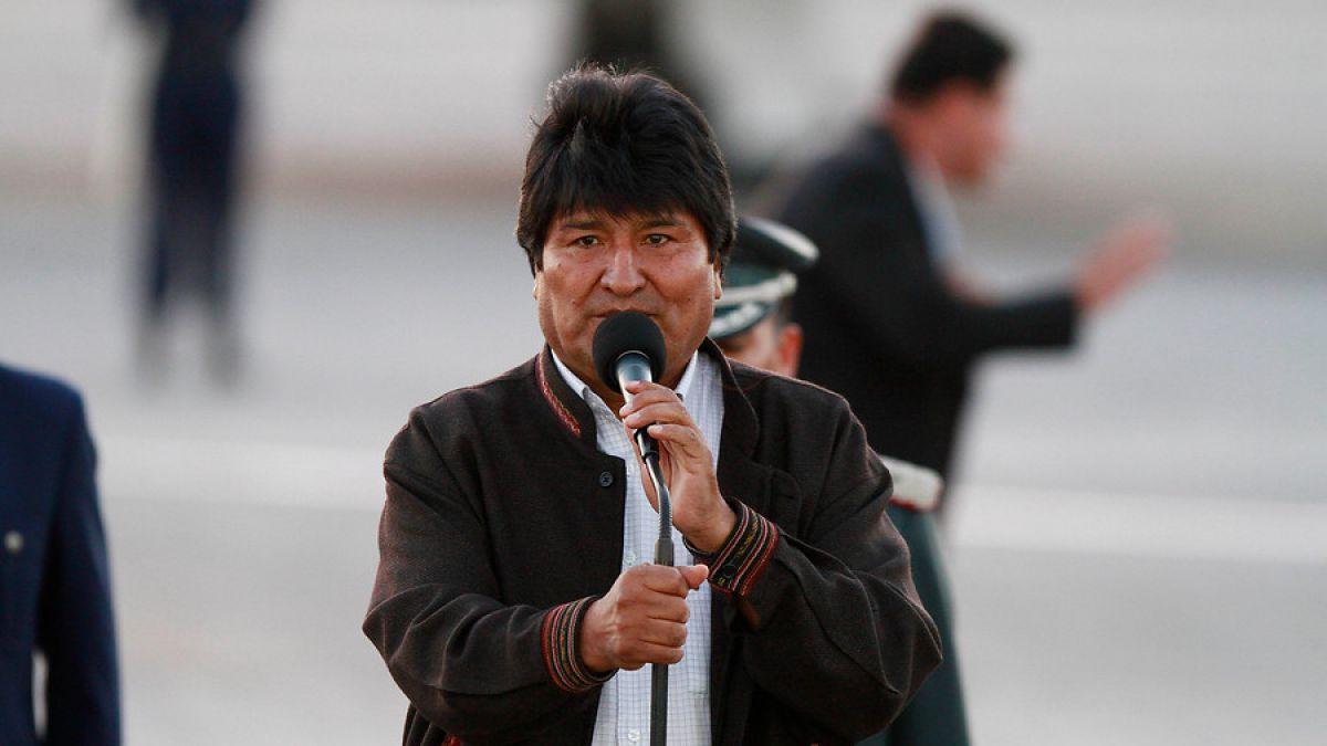 Evo Morales: Acudimos a la Corte para que se nos haga justicia