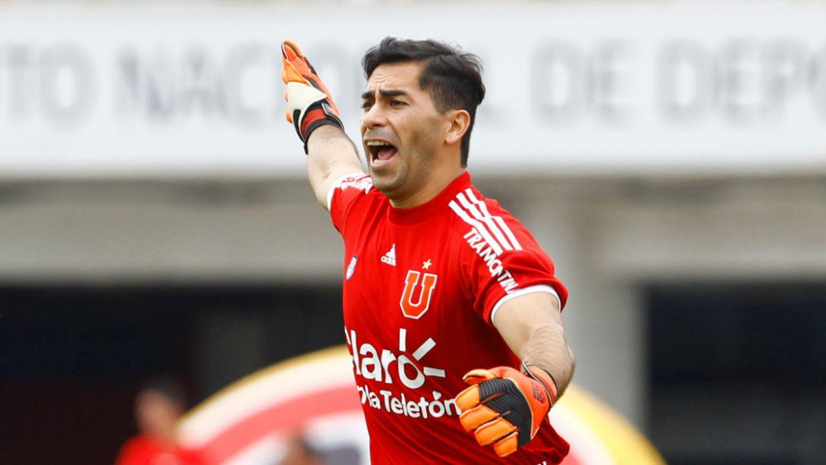 Herrera y una posible final contra Colo Colo: Sería lindo