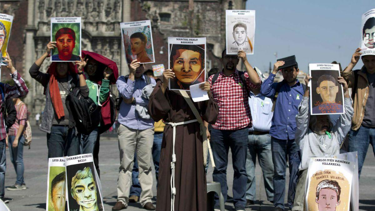 Amnistía Internacional por masacre de estudiantes mexicanos: La investigación ha sido limitada