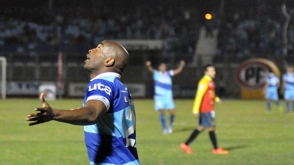 ANFP analizará insultos racistas contra el jugador venezolano Rentería