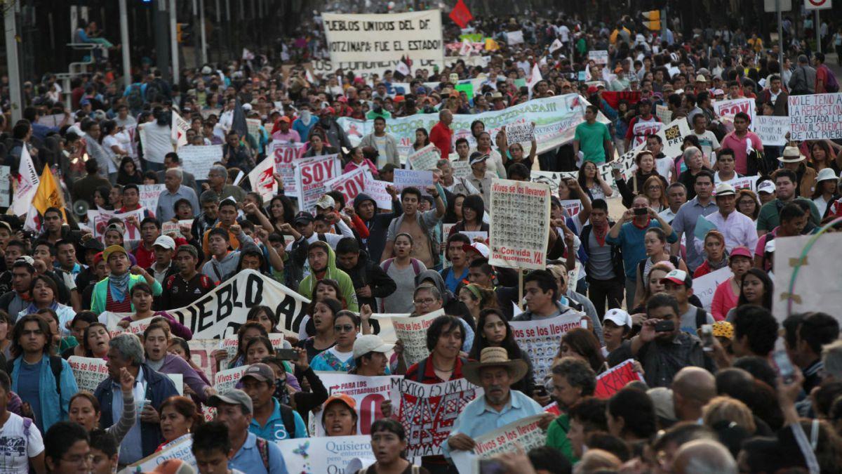 43 estudiantes: forenses argentinos afirman que cuerpos hallados no son de ellos