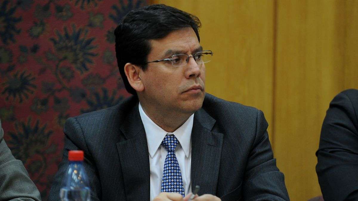 Ministro Arenas: El proceso de instalación del gobierno ya terminó