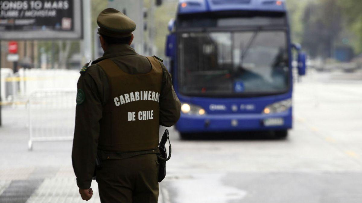 Más de 500 carabineros han sido expulsados de la institución desde 2012