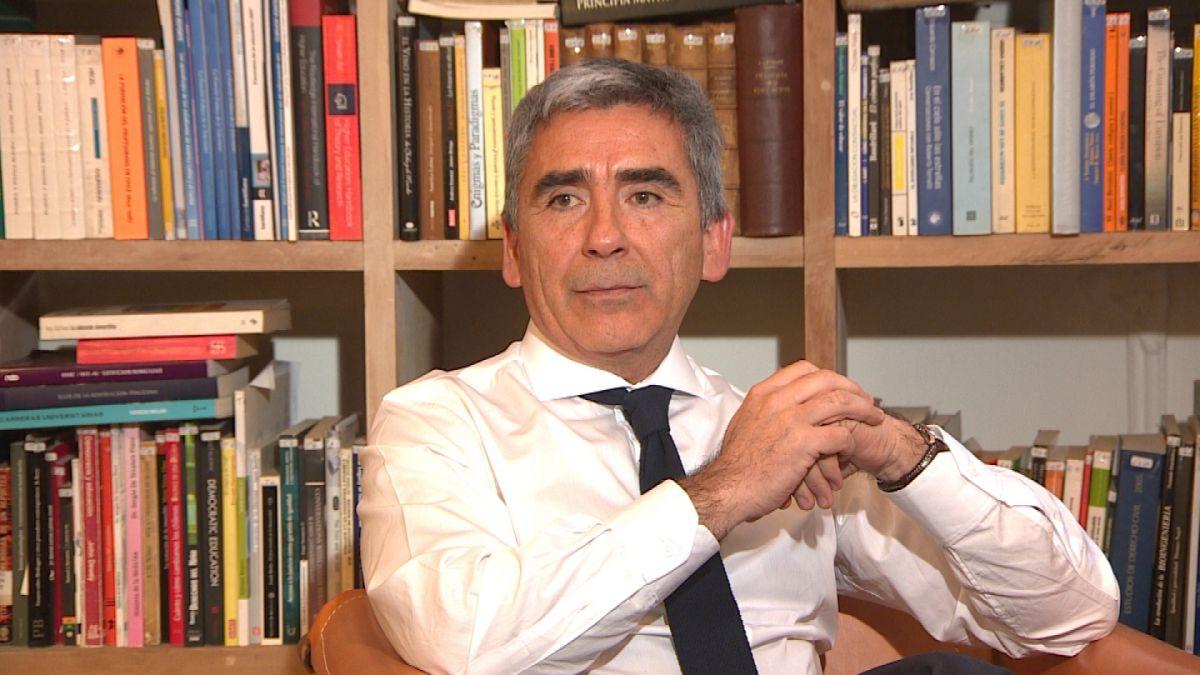 """Carlos Peña: """"La escuela es el sustituto de la carencia de proyecto de la izquierda"""""""