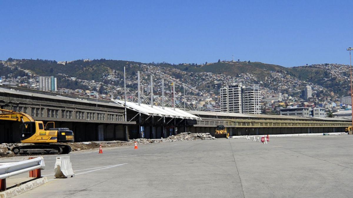 El proyecto que propone un espacio verde donde se instalará el Mall Plaza Barón