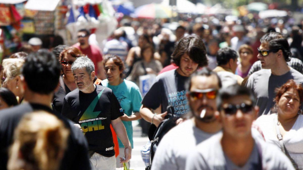 Confianza del consumidor en el Gran Santiago cayó en el cuarto trimestre