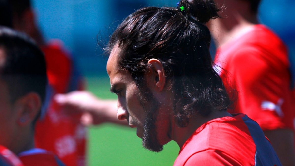 [VIDEO] El cálido recibimiento a Jorge Valdivia en la selección