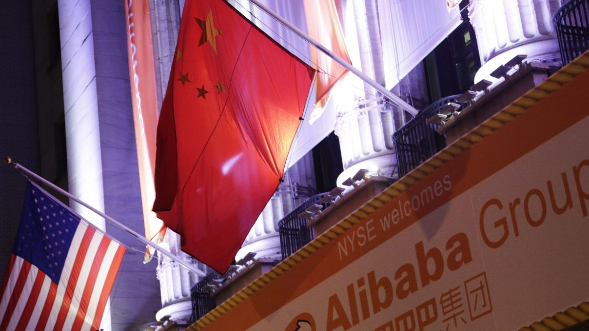 Alibaba reduce estimaciones de ventas debido a desaceleración de economía china