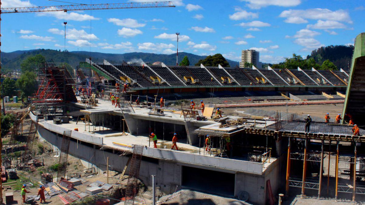 Confirman a Concepción como sede para la Copa América 2015