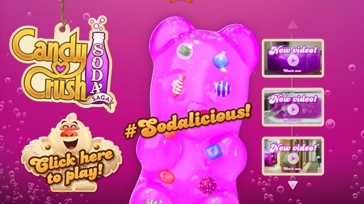 Candy Crush estrenó su primera secuela con 140 nuevos niveles