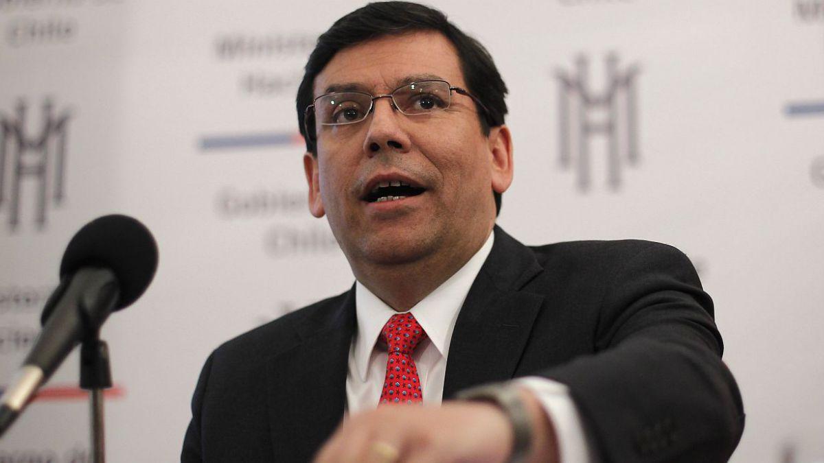 Arenas reitera que economía chilena tocó fondo durante el tercer trimestre