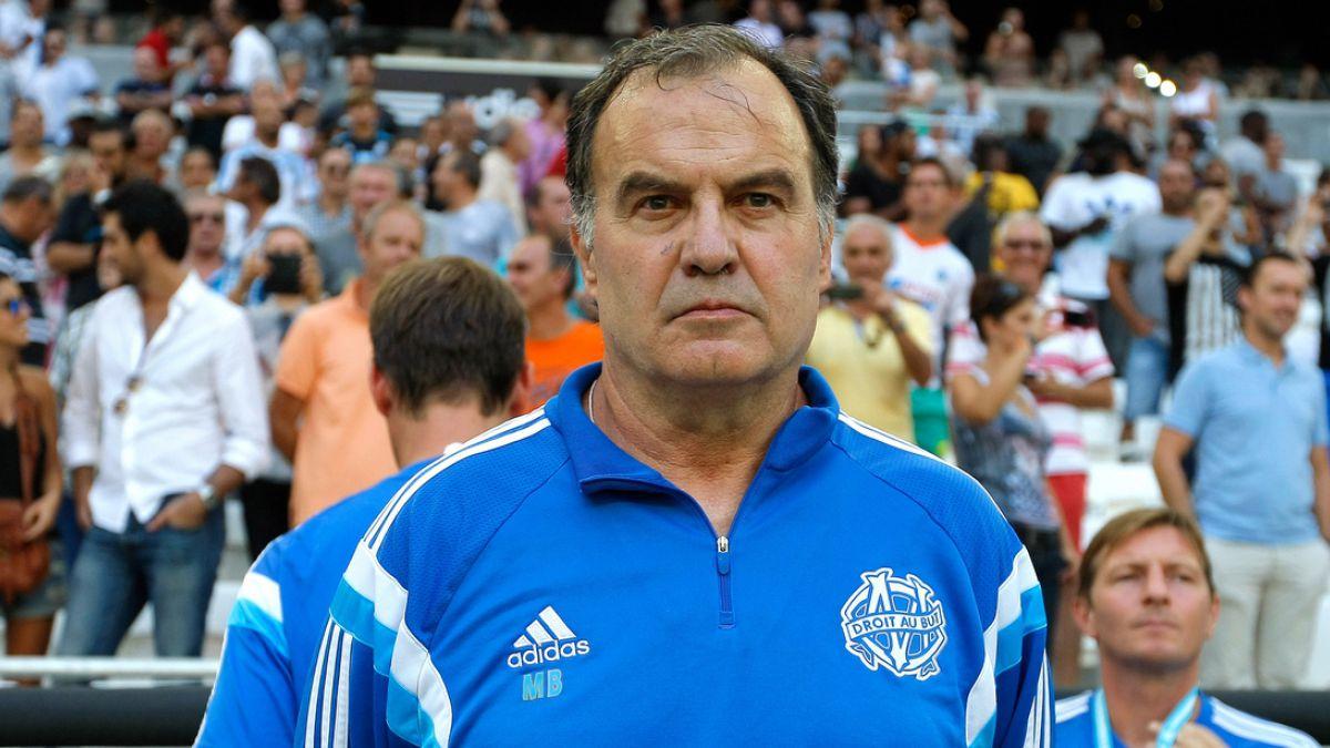 Marcelo Bielsa renuncia a la banca del Oympique de Marsella