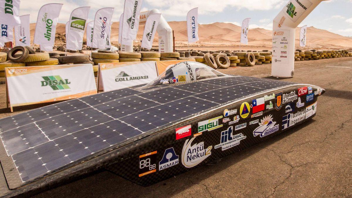 Carrera Solar Atacama comenzará este jueves con 20 participantes