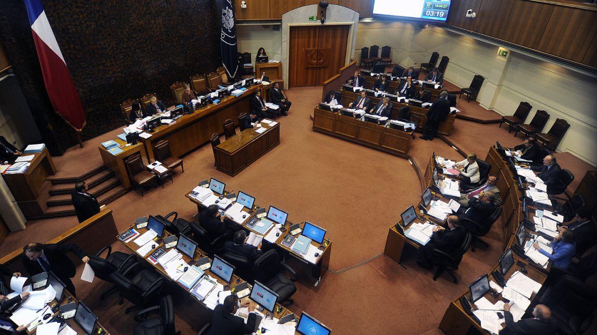 Senado aprueba idea de legislar reforma al sistema binominal