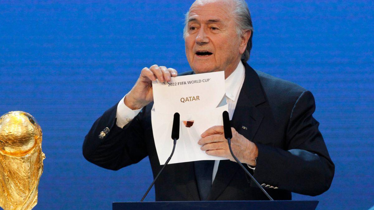 FIFA descarta corrupción en designación de Rusia y Qatar como sedes para próximos mundiales