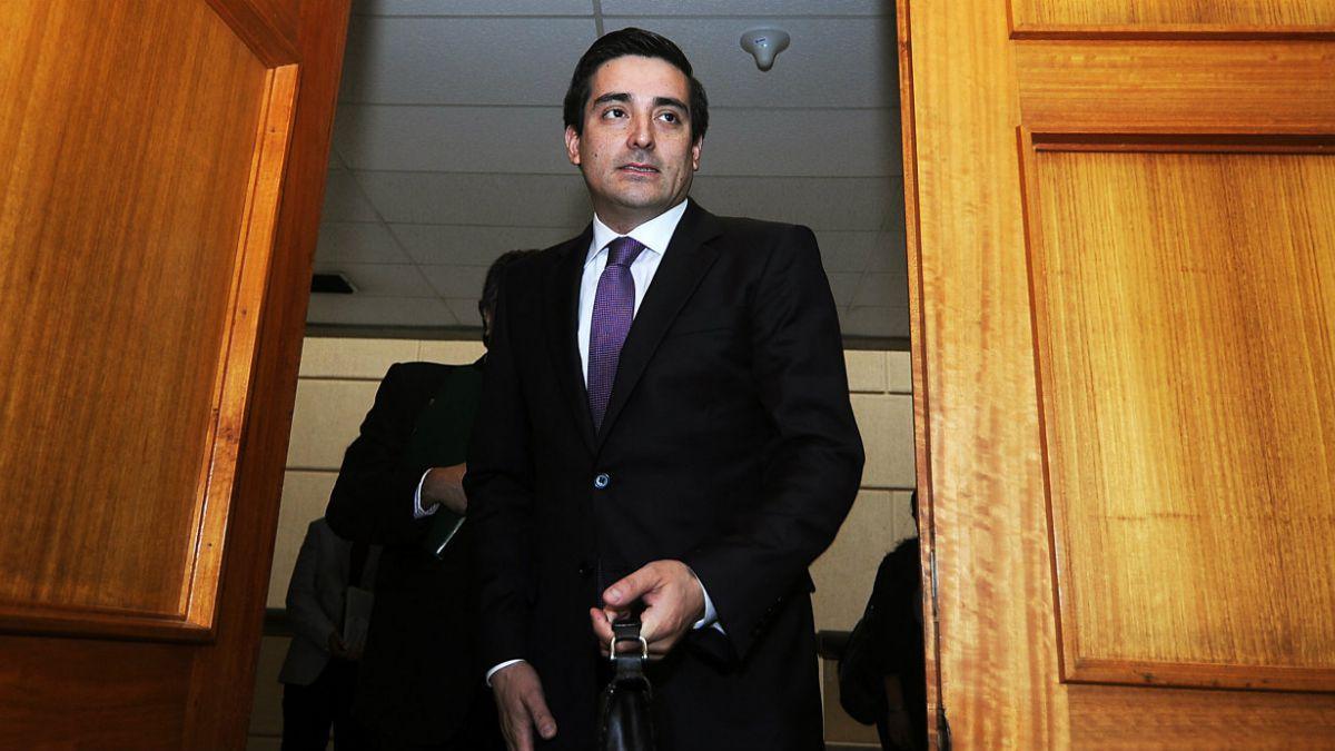 Peñailillo confirma que Juan Andrés Lagos deja asesoría a Interior tras insultos a Kast