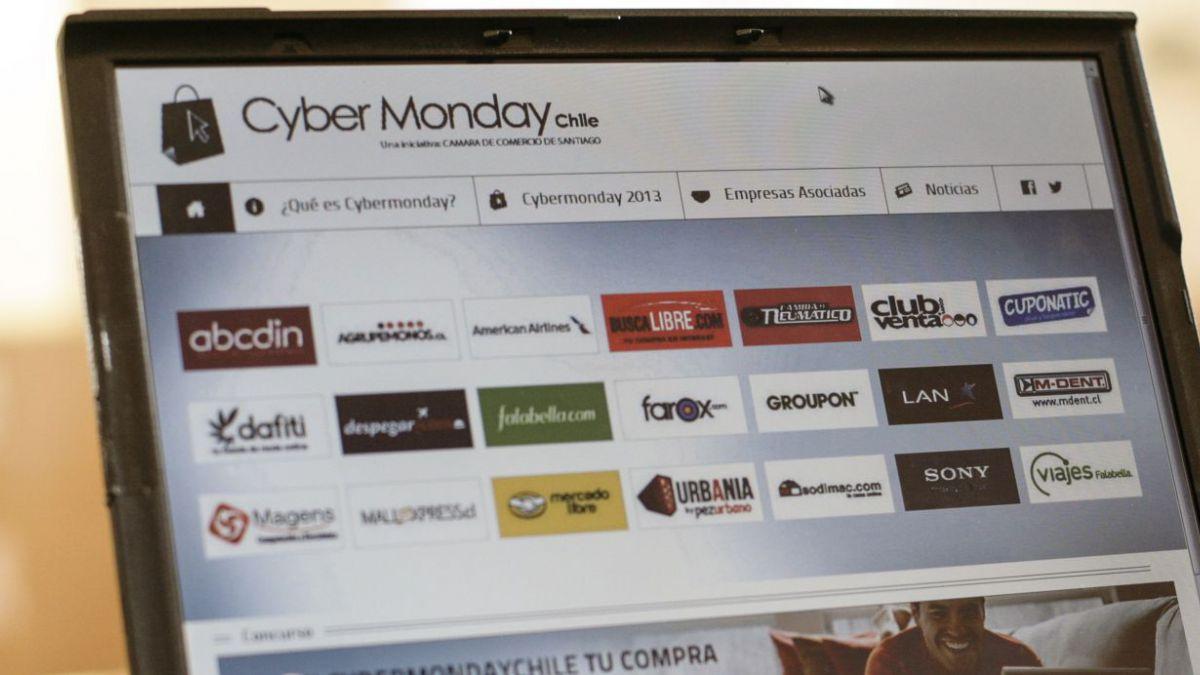Estas son las 50 empresas que participarán en el Cyber Monday del próximo 17 de noviembre