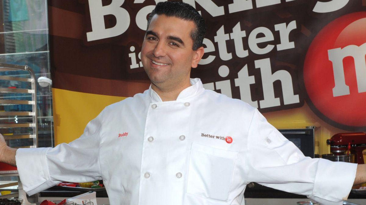 """Detienen al chef del programa """"Cake boss"""" por conducir ebrio"""