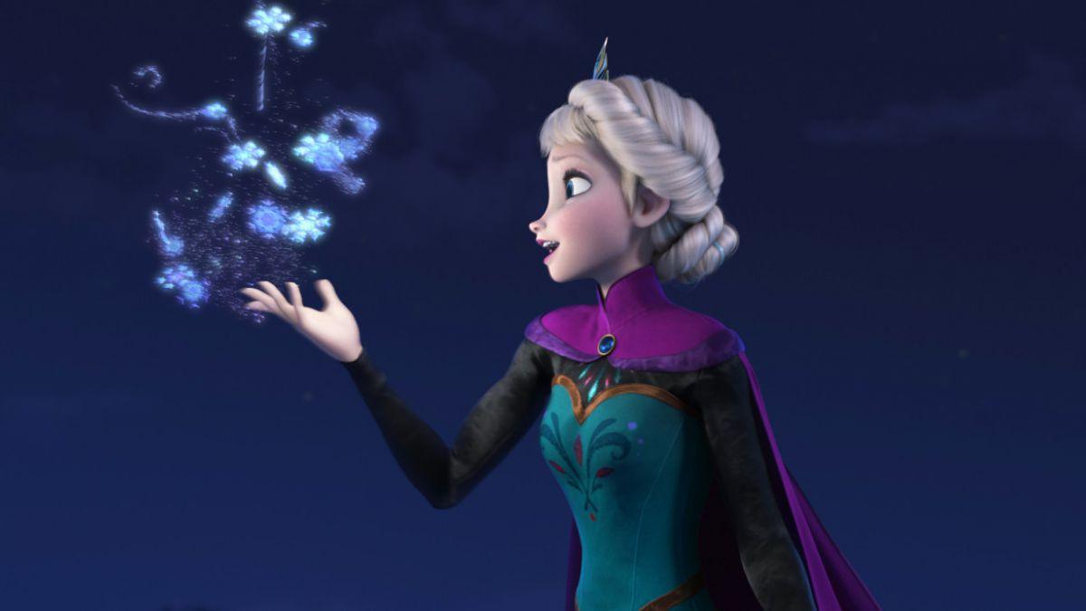 """[FOTOS] Revelan primeras imágenes del cortometraje de """"Frozen"""""""