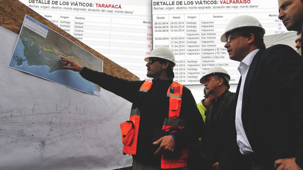 Gobierno ha invertido $1.040 millones en equipos de reconstrucción en 2014