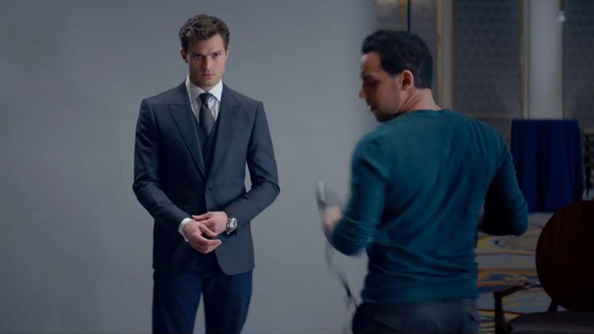 7 cosas que probablemente no sabías de la película 50 sombras de Grey