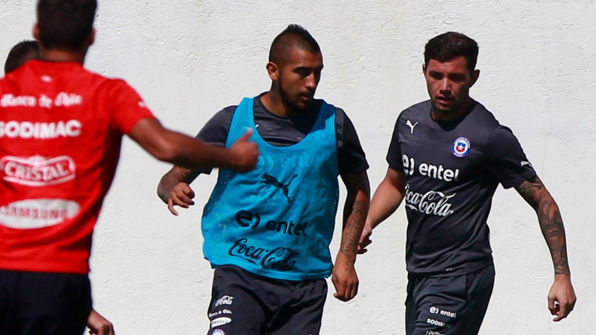 Juventus espera que Arturo Vidal no juegue los dos partidos completos se la Selección chilena