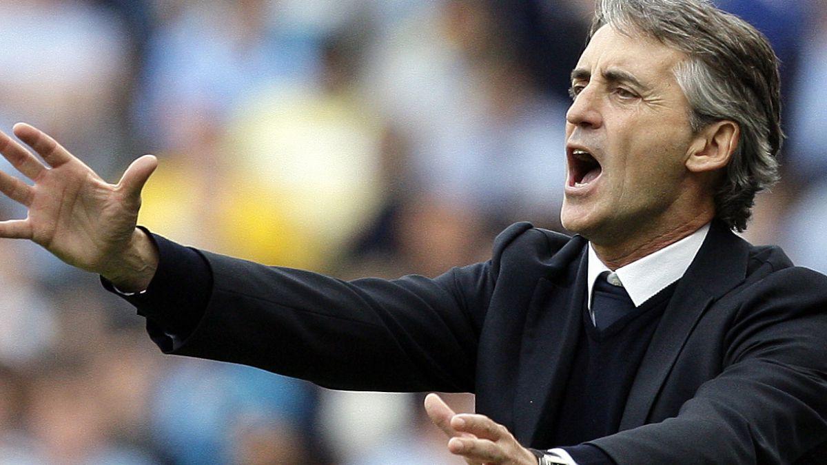 Regresa a casa: Roberto Mancini dirigirá al Inter de Milán de Gary Medel