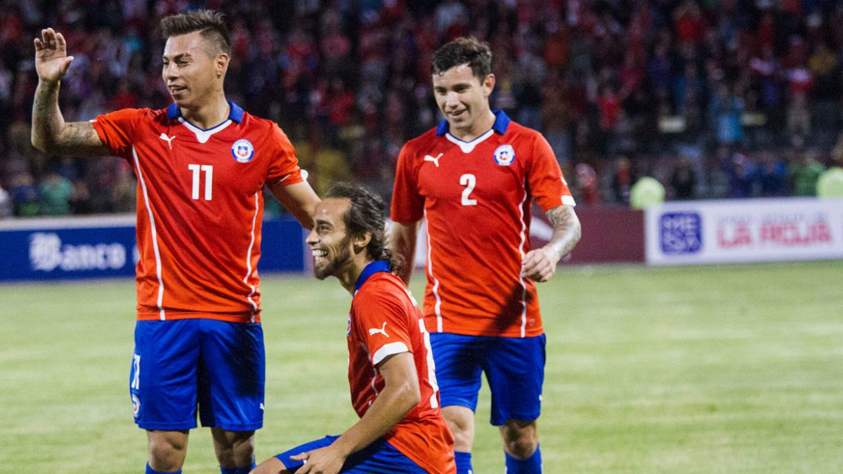 Prensa de Venezuela elogia a la selección chilena y lamenta la goleada