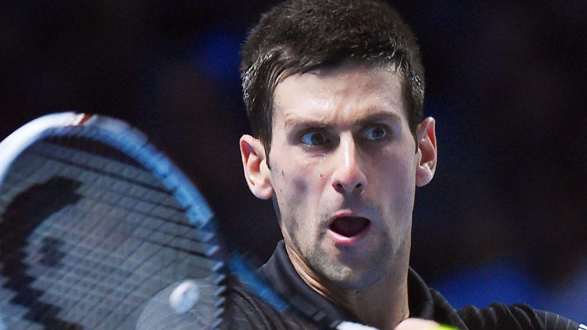 Djokovic despacha a Nishikori y es finalista del Masters de Londres