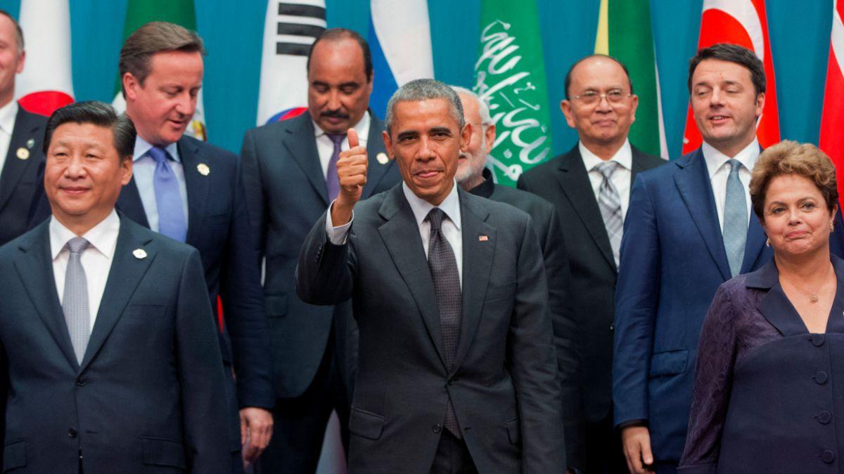 Obama y Cumbre del G-20: Un acuerdo mundial sobre el cambio climático es posible y vital