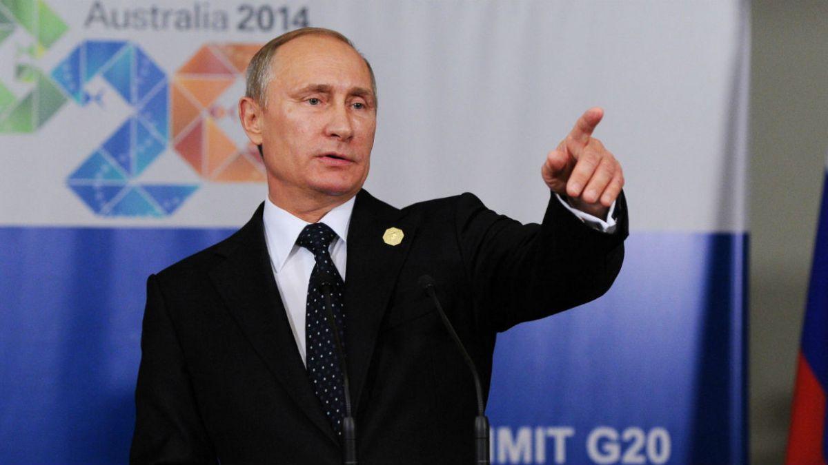 Putin anuncia un acuerdo de alto al fuego en Ucrania a partir del 15 de febrero