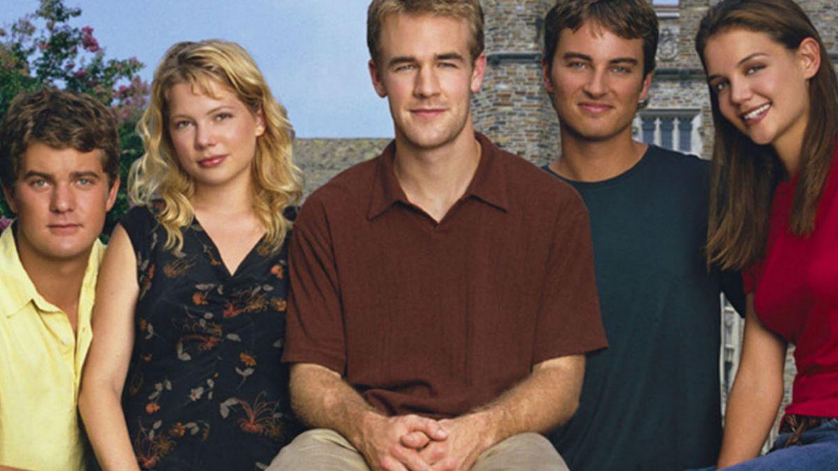 """Protagonistas de """"Dawson's Creek"""" se reúnen a 11 años de su término"""
