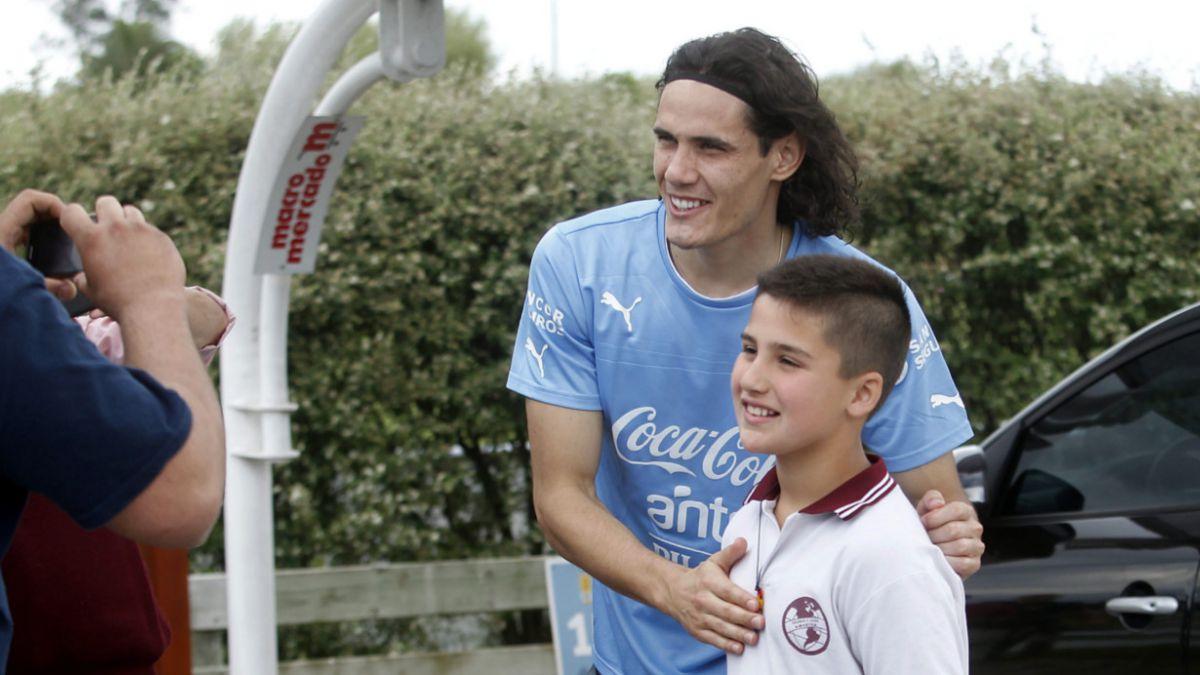 Uruguay confirma alineación para enfrentar a Chile en Santiago