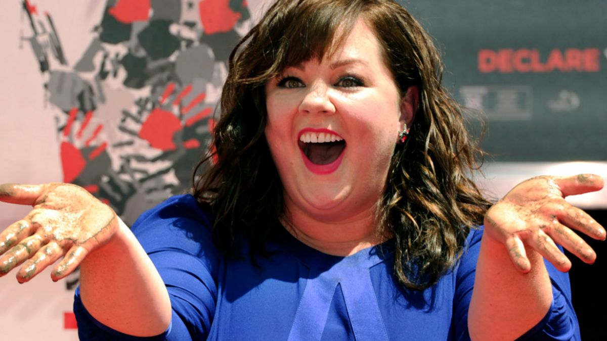 [FOTOS] Actriz Melissa McCarthy sorprende con evidente baja de peso
