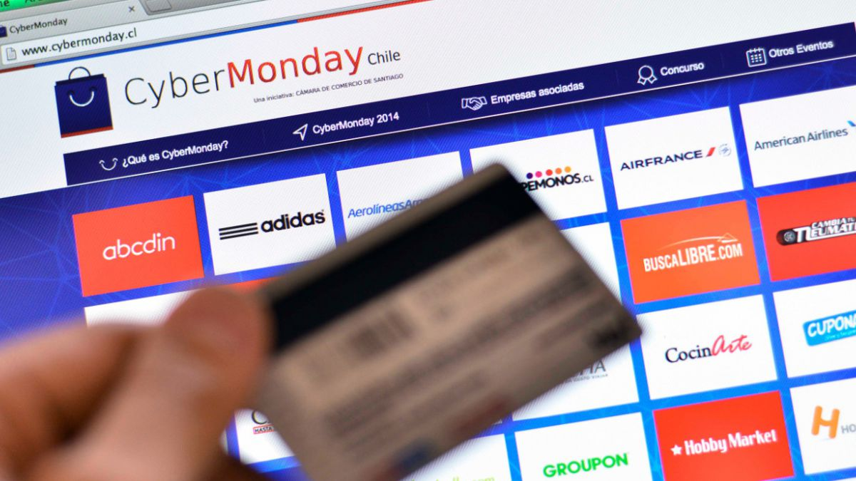 Ventas de Cyber Monday superan los US$ 17 millones