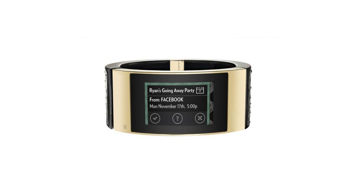 Nueva pulsera inteligente no necesita de un smartphone para funcionar