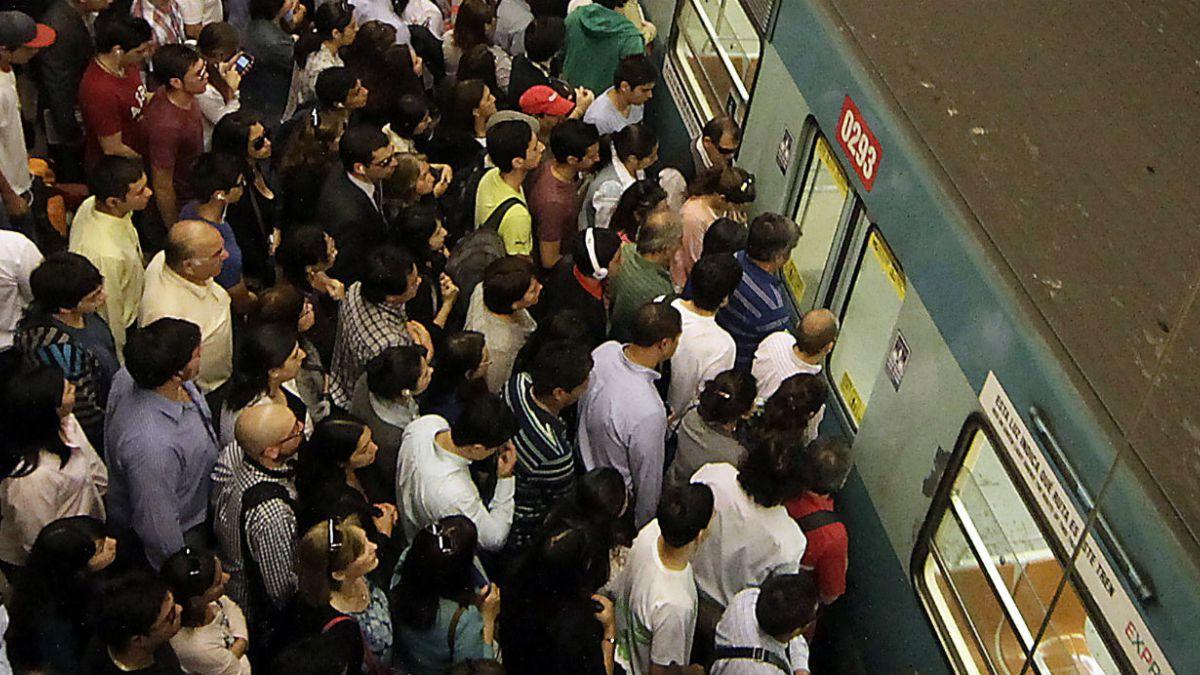 Metro restableció el servicio de las líneas 1, 2 y 5