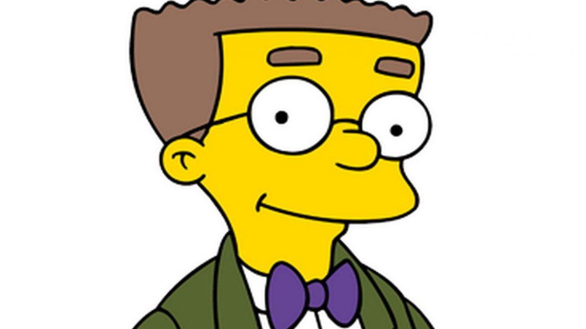Los Simpson: Creador de la serie revela por qué Smithers fue negro al principio