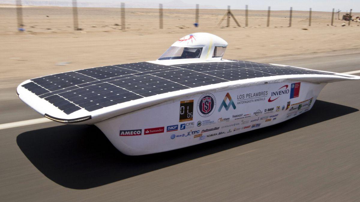 Equipo japonés se impuso en la Gran Carrera Solar