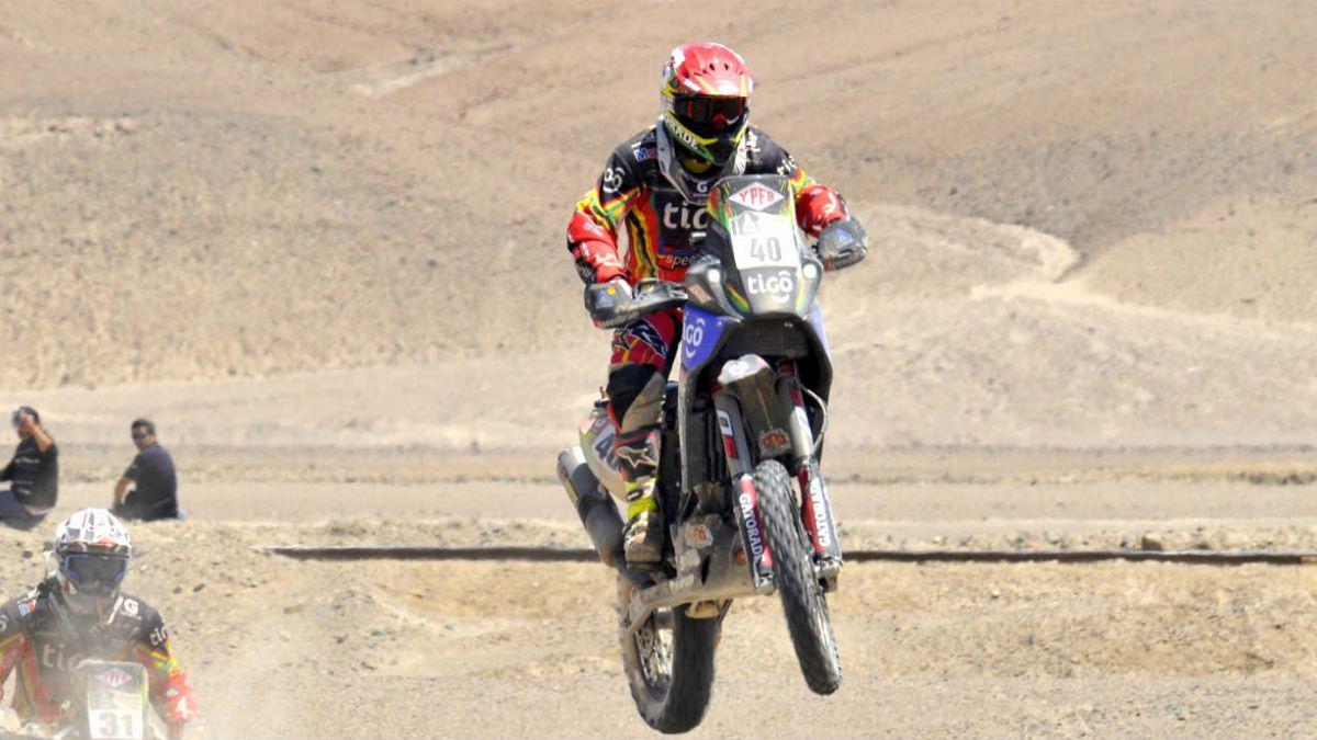 Dakar 2015 tendrá partida y meta en Buenos Aires