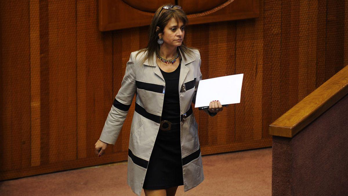 CDE se querella contra Jacqueline van Rysselberghe por fraude al Fisco