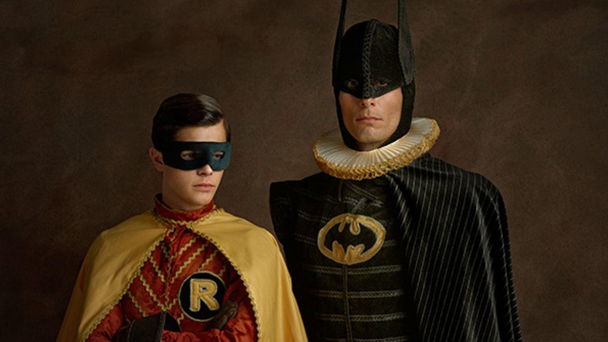 [FOTOS] Así se habrían visto los superhéroes en el Renacimiento