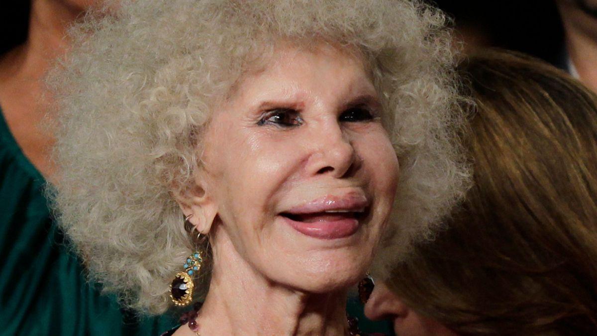 A los 88 años falleció la Duquesa de Alba