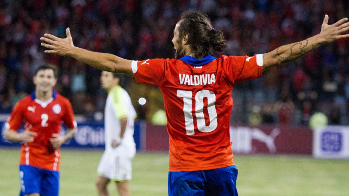 Los números con que Jorge Valdivia marca diferencias en la Selección chilena