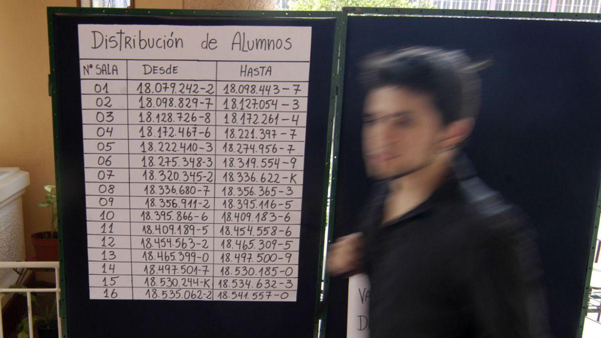 Demre habilita sitio que permite a estudiantes conocer locales de rendición de PSU