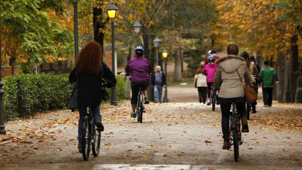 Aplicación chilena ayuda a los ciclistas con rutas