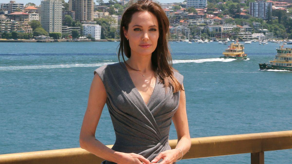 Angelina Jolie confiesa que quiere dejar la actuación