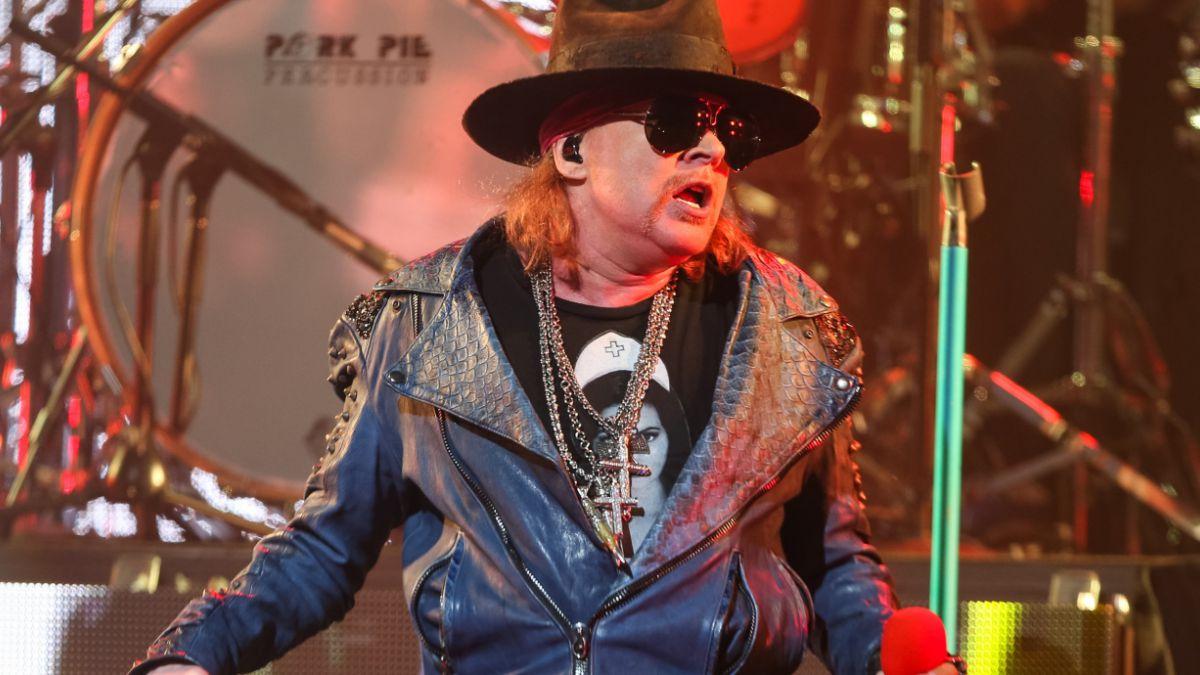 Guns n Roses tendrá su propia película biográfica