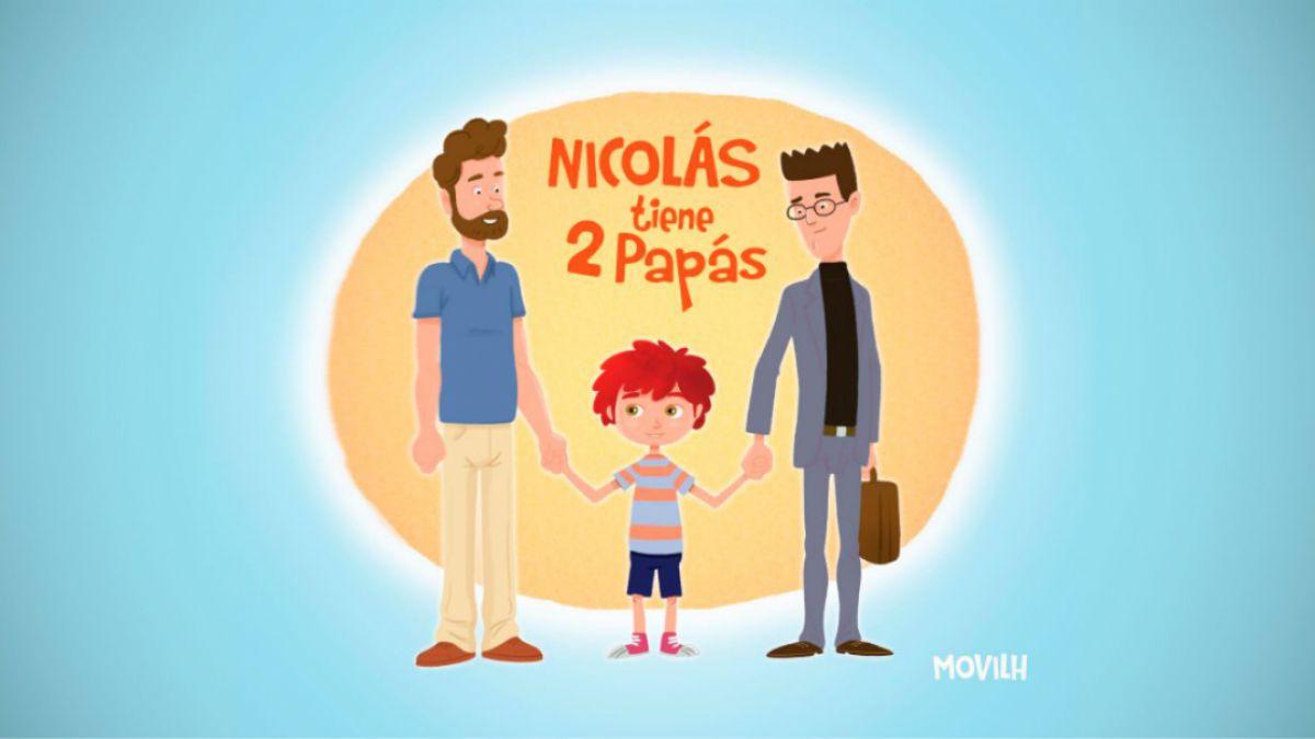 Justicia rechaza recurso contra Nicolás tiene 2 Papás
